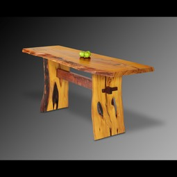 Console Table by David Stine Woodworking