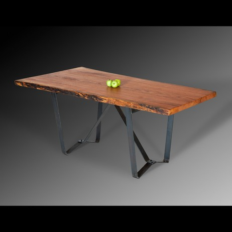Gerard Dining Table by David Stine Woodworking