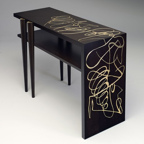 Abstract Console by Lang Hall