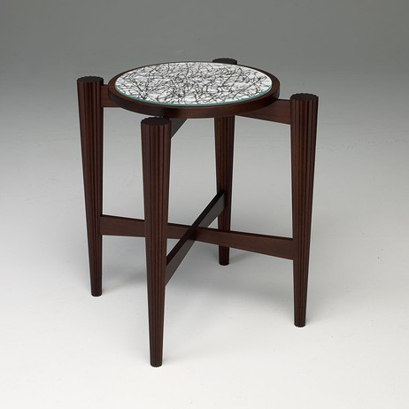 Arachne drink table by Lang Hall