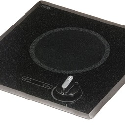 Mediterranean 1-Burner Cooktop by Kenyon International, Inc.
