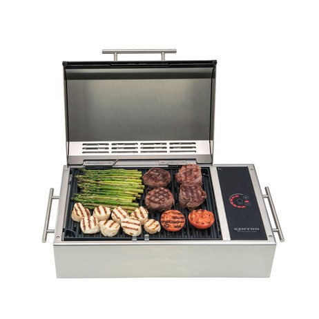 Frontier All Seasons Portable Grill by Kenyon International, Inc.