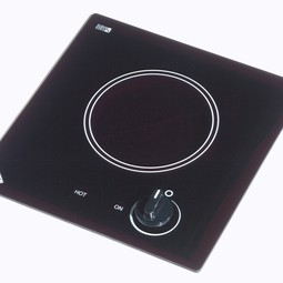 Caribbean 1-Burner Cooktop by Kenyon International, Inc.