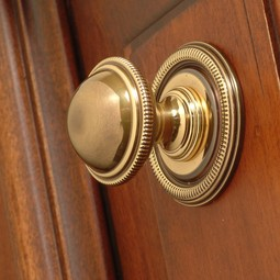 Classic Cabinet Knob by Classic Brass
