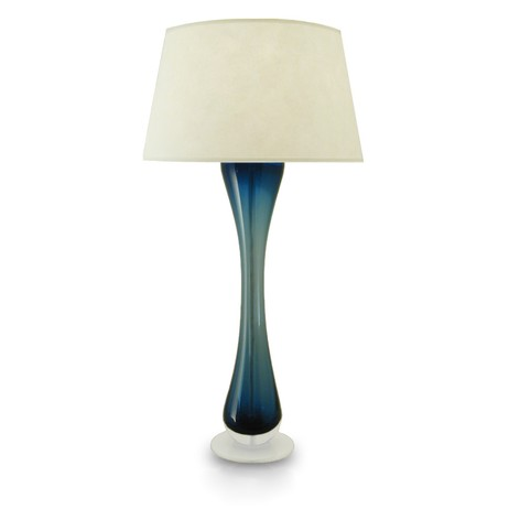 Carillon Shaded Table Lamp by jGoodDesign