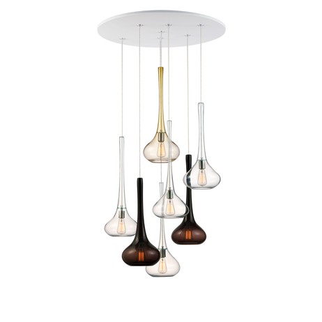 Velle Chandelier by jGoodDesign