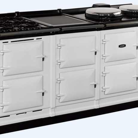 """Build Your Own AGA"" Cast Iron Ranges by AGA Marvel"
