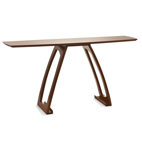 Montauk Entry Table by Hatched Furniture