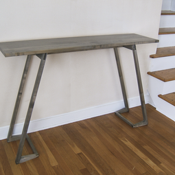 Trees Ln. console table by Hatched Furniture