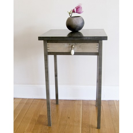 Breslow side table by Hatched Furniture