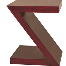 Z Two occasional table by Perry Design