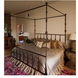 Barcelona Four Poster Bed by Perry Design