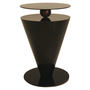 Floating Ball Cone center table by Perry Design