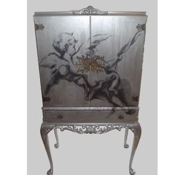CUPID CABINET 	   by Jimmie Martin