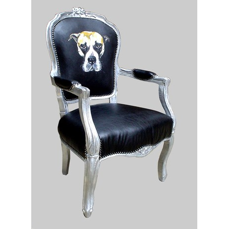 DOG - Arm Chair  by Jimmie Martin