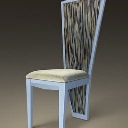 Blue Chair by The Woodland Studio