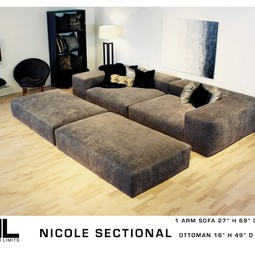 Nicole by Outer Limits Upholstery
