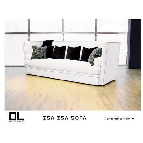 Zsa Zsa by Outer Limits Upholstery