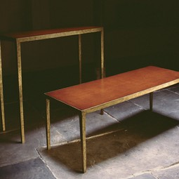 frank coffee tables by Julian Chichester
