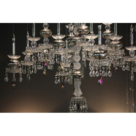 Flight Chandelier by VOSLED