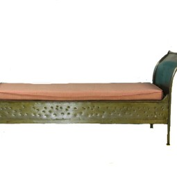 Iron Daybed by Stray Dog Designs