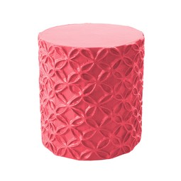 Flower Stool / Accent Table by Stray Dog Designs