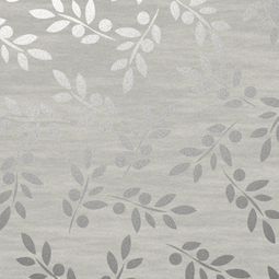 Grey Silk Vines by Concept Interiors Rugs