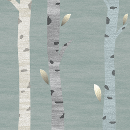 Birch Trees by Concept Interiors Rugs