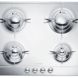 Gas cooktop PU64ES by Smeg USA, Inc.