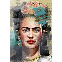 Frida Kahlo Limited Edition Art by Maxwell Dickson