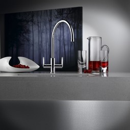 Xenon kitchen faucet by Samuel heath
