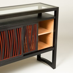 Bento Cabinet by Christopher Solar Studio Furniture