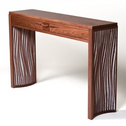 Console Table by Christopher Solar Studio Furniture