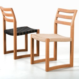 Tilde Dining Chair by Christopher Solar Studio Furniture