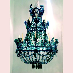 Chandelier Mix by Micaela Tuffano
