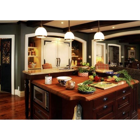 Custom Kitchen Countertops by Black Loon Millworks International