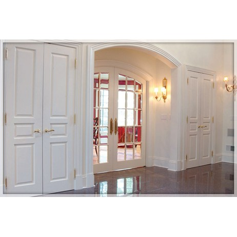 Camber Top French Doors by Riviera Doors & Windows