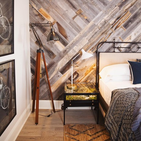 Reclaimed Weathered Wood by Stikwood