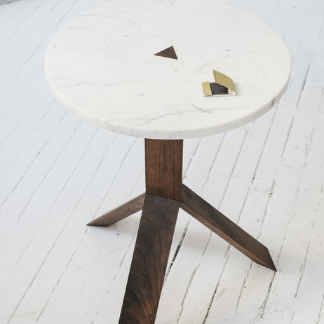 elevate side table by Fort Standard