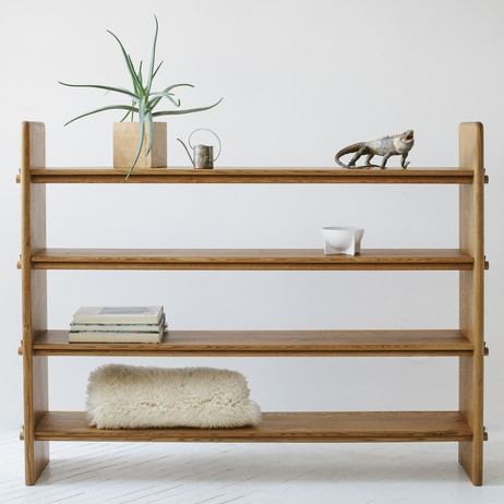 Pin Shelves by Fort Standard