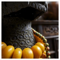 Amber Beads by NOA LIVING