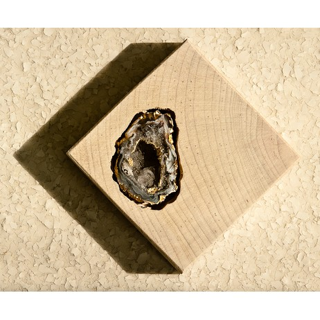 Neutral Geode by Jamie Beckwith Collection