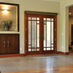Private Residence Custom Doors by Chautauqua Woods
