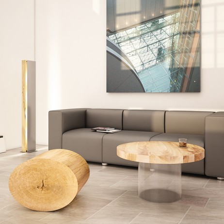 Coffee table - Ellipse by Uniic