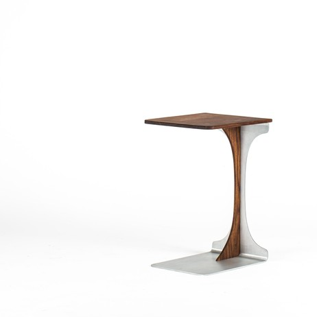 The Column Side Table by Westin Mitchell