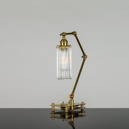 The Articulated Lamp by Westin Mitchell