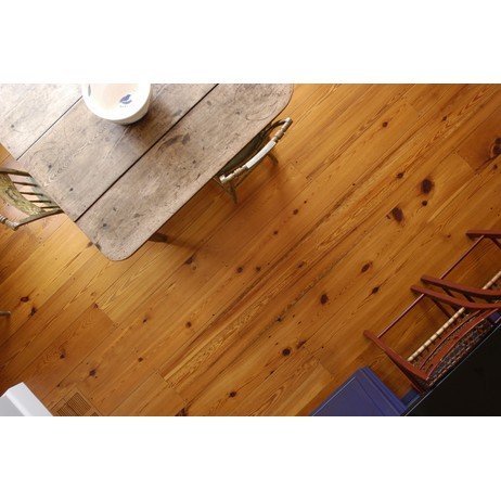 Antique flooring by Reclamation Lumber, LLC