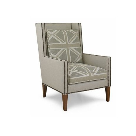 Wing Chair by Pearson Company