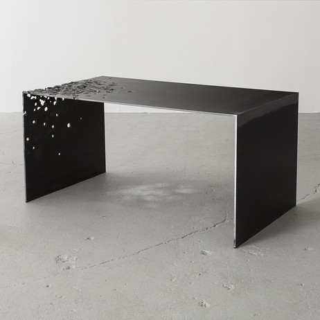 Burnt Table  by Otis and Otis