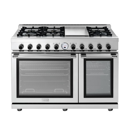 "48"" NEXT Dual Fuel Range by Superiore"